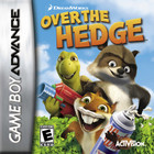 Over the Hedge - GBA (Used, With Box and Book)