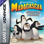 Dreamworks Madagascar: Operation Penguin - GBA (Used, With Box and Book)