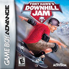 Tony Hawk's Downhill Jam - GBA (Used, With Box and Book)