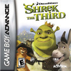 Shrek the Third - GBA (Used, With Box and Book)