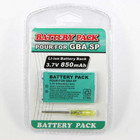 GBA SP RECHARGEABLE BATTERY - HYDRA
