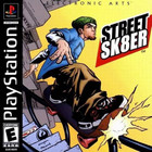 Street Sk8er - PS1 (Disc Only)