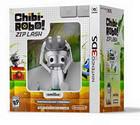 Chibi - Robo! Zip Lash + Amiibo - 3DS [Brand New]