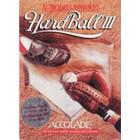 Hardball III - SEGA Genesis (Cartridge Only)