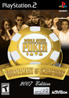World Series of Poker: Tournament of Champions - PS2 (Used, With Book)