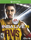NBA Live 14 - XBOX ONE (Disc Only)