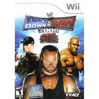 WWE SmackDown vs. Raw 2008 - Wii (Disc Only)