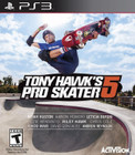 Tony Hawk's Pro Skater 5 - Playstation 3