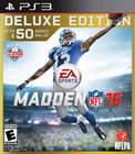 Madden NFL 16 Deluxe Edition - Playstation 3