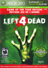 Left 4 Dead- XBOX 360 (Disc Only)