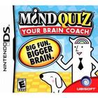 Mind Quiz: Your Brain Coach - DS/DSi (Cartridge Only)