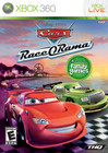 Cars Race-O-Rama - Xbox 360 (Used, With Book)