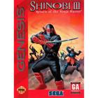 Shinobi III: Return of the Ninja Master - SEGA Genesis (Cartridge Only)