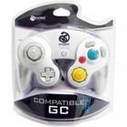 GAMECUBE CONTROLLER SILVER (HYDRA)