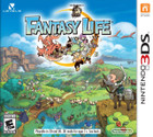 Fantasy Life - 3DS [Brand New]