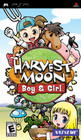 Harvest Moon: Boy & Girl - PSP