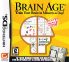 Brain Age: Train Your Brain in Minutes a Day! - DS