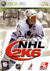 NHL 2K6 - XBOX 360 (Disc Only)