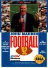 John Madden Football '92 - Sega Genesis (Used, With Box & Book)