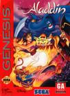 Disney's Aladdin - Sega Genesis (Used, With Box & Book)