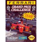 Ferrari Grand Prix Challenge - Sega Genesis (With Box and Book)