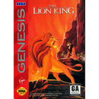 The Lion King - Sega Genesis (With Box and Book)