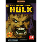 The Incredible Hulk - Sega Genesis (Cartridge Only)