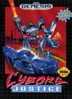 Cyborg Justice - Sega Genesis (Used, Box & No Book)