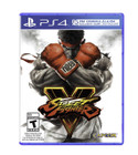 Street Fighter V - PS4 [Brand New]