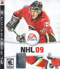 NHL 09 - PS3 (Used)
