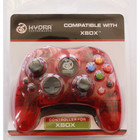 Xbox Controller (Hydra) - Clear Red