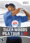 Tiger Woods PGA Tour 07 - Wii (used)