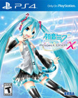 Hatsune Miku: Project Diva X - PS4 [Brand New]
