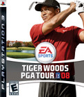 Tiger Woods PGA Tour 08 - PS3 (used)