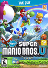New Super Mario Bros. U - Nintendo Wii U (Disc Only)