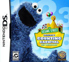Sesame Street: Cookie's Counting Carnival - The Videogame - DS/DSi (Cartridge Only)