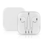 Apple EarPods in bulk packaging.