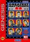 Greatest Heavyweights - Sega Genesis - (Cartridge Only)