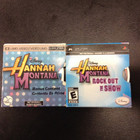 Disney Hannah Montana: Rock Out the Show + Hannah Montana Bonus Content - PSP (UMD Only)