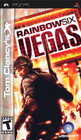 Tom Clancy's Rainbow Six Vegas - PSP (UMD Only)