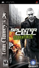 Tom Clancy's Splinter Cell Essentials - PSP (UMD Only)