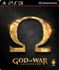 God of War: Ascension (Steelbook) - PS3 (Used)