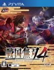 Samurai Warriors 4 (JAPANESE PAL VERSION) - PSV (Used)