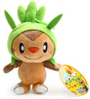Pokemon XY Plush Key Clip - Chespin