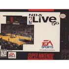 NBA Live 96 - SNES (Cartridge Only, Label Wear)