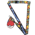 Pokemon All Over Print Lanyard