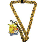 Pokemon Pikachu All Over Print Lanyard