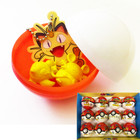 Pokemon Pokeball With Keychain + 2 Erasers