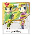 Toon Link/Zelda: The Wind Waker 2-Pack Amiibo - The Legend of Zelda Series Edition