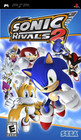 Sonic Rivals 2 - PSP (Used)